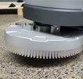 Cylindrical (Wet Sweeper/Scrubber/Dryer) or Disc (Wet Scrubber-Dryer)?